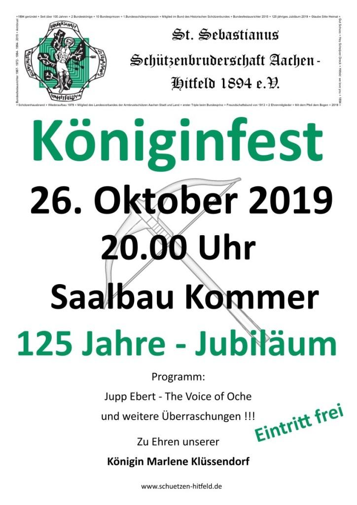 Königinfest 2019